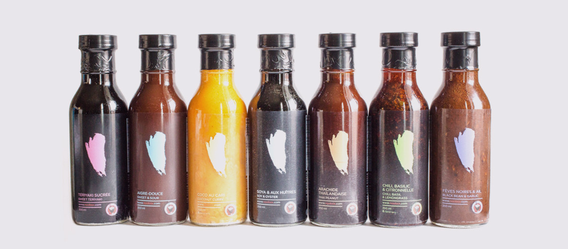 Kai-Design_Noobox-Sauce-Label-Packaging-Montreal-Graphic-Design-Agency